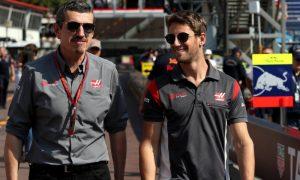 Steiner hopes Grosjean will calm it down in 2018