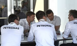 Mercedes pushed 24/7 in run-up to Canada, reveals Wolff