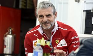 Ferrari's Arrivabene scoffs at 'favouritism' claims