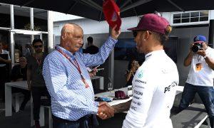 Season long enough for Hamilton to clinch title - Lauda