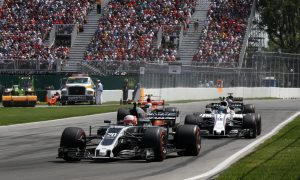 Haas to rely on 'spotters' in Baku