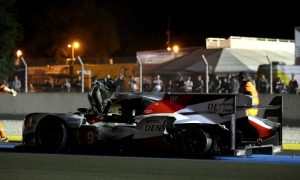 Bad luck spell annihilates Toyota at Le Mans