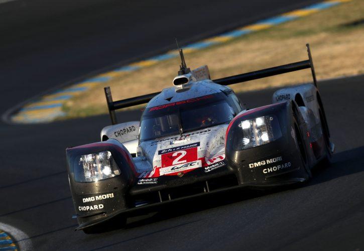 Porsche seizes control of Le Mans as Toyota suffers