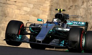 Bottas takes charge in FP3 ahead of exciting Baku qualy