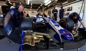 Sauber's Vasseur: Weak engine an excuse for aero deficit in 2017
