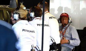 Lauda: 'Vettel freaked out in Baku!'