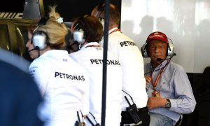 Lauda: 'Vettel freaked out in Baku!'