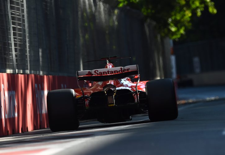Vettel 'disgraced himself' in Azerbaijan, says Hamilton