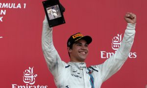 Stroll rejoices in 'dream come true' podium