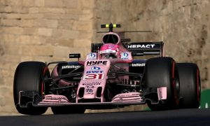 Force India formally initiates name change
