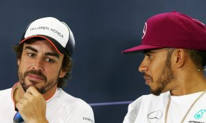 Hamilton admits to 'toxic' relationship with Alonso