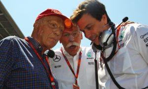 Wolff rubbishes claims Mercedes will quit F1 after 2018