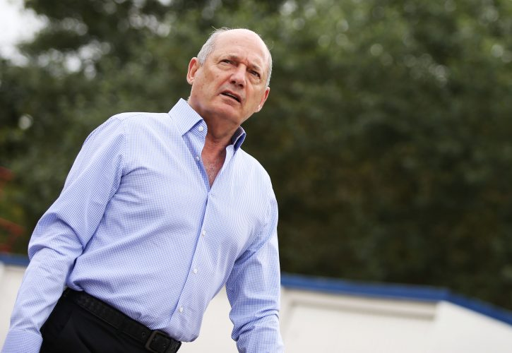 Ron Dennis Is Completely Out at McLaren After 37 Years