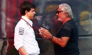 Wolff tosses out talk of Alonso joining Mercedes... again.