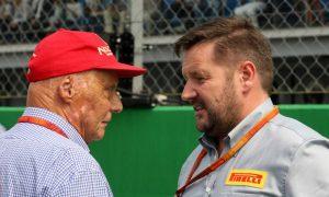 Vettel did not benefit from tyre development - Hembery