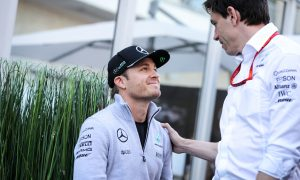 Wolff: 'There's a chance Rosberg will return to F1'