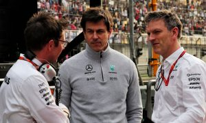 Wolff: 'It's painful, but we're not the favourites'