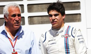 Stroll Sr: 'I don't put pressure on my son'