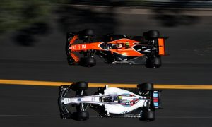 Is a McLaren-Williams switch in order for Honda?
