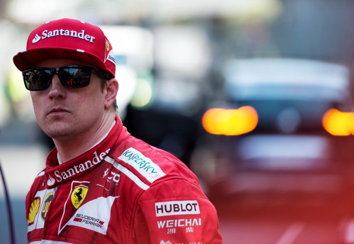Vettel fastest as Ferrari dominate final practice