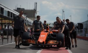 McLaren's Zak Brown: 'I'm just speechless!'
