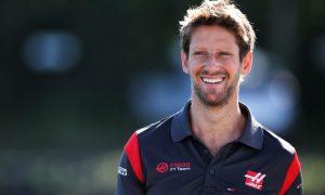 Grosjean looking forward to Baku and another mid-field battle