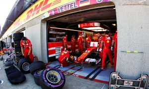 Wolff suggests Pirelli 'listened' to Vettel about 2017 tyres