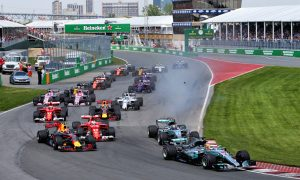 F1 will enjoy a triple-header in 2018!