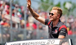 Magnussen says Haas healthier, happier team to work for