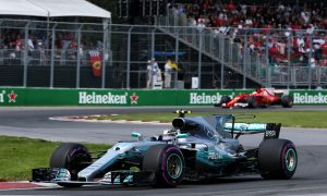 Mercedes inching closer to Ferrari - Bottas