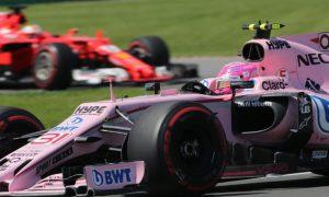 Ocon: 'I had the pace by far to attack Ricciardo'