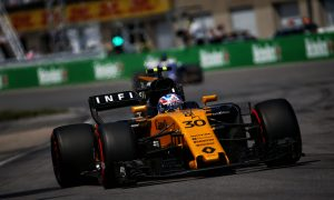 Palmer: 'I've been guilty of overdriving the car'
