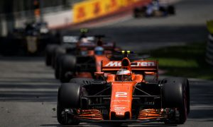 McLaren drivers predictably get grid penalties for Sunday