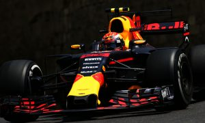 Red Bull duo lead FP1 in Baku