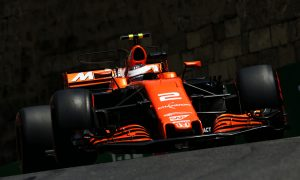 FIA stewards confirm grid penalties for McLaren drivers