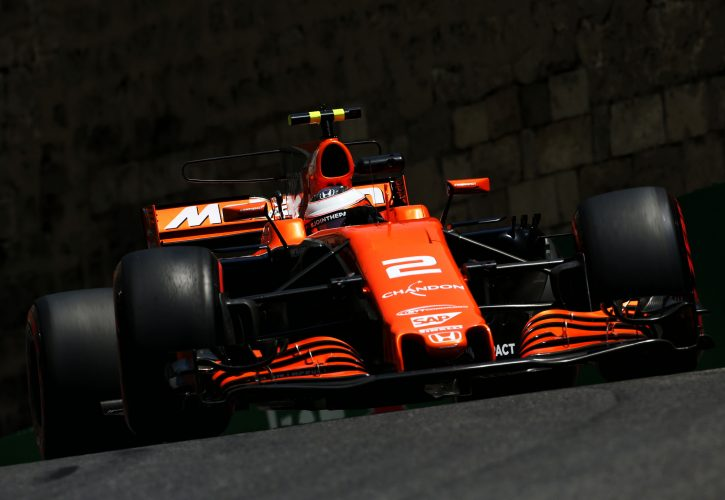 Alonso and Vandoorne hit with further penalties after engine change