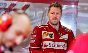 Trial and error for Vettel on Friday in Baku
