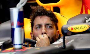 Ricciardo happy to be 'in the ball park' in Baku