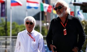 Ecclestone: 'Hamilton tried to put Vettel in trouble'