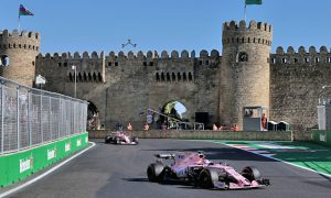 Perez left fuming after costly clash with Ocon