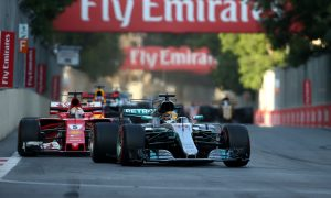 Hamilton: 'Vettel disgraced himself today'