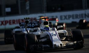 Massa was on course for a win in Baku - Lowe