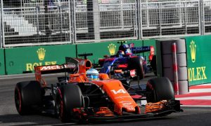 First McLaren points nothing to write home about - Boullier