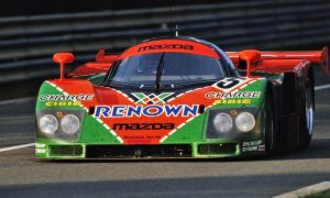 Still the only Japanese manufacture to win Le Mans
