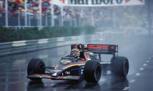 The other mercurial talent revealed at Monaco in 1984