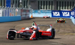 Rosenqvist and Mahindra clinch maiden Formula E win