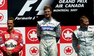 Schumacher siblings make history in Montreal