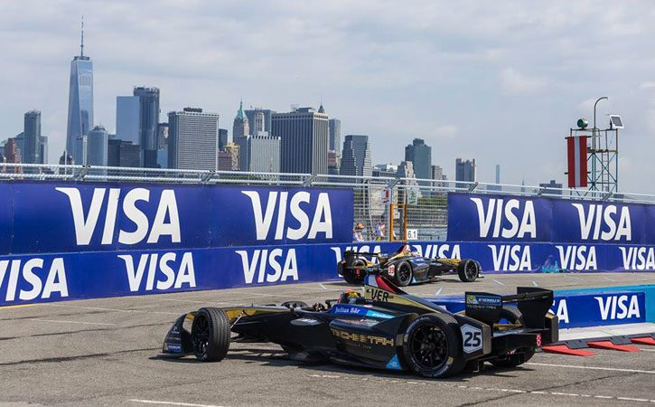 Sam Bird on cusp of huge weekend at New York City ePrix