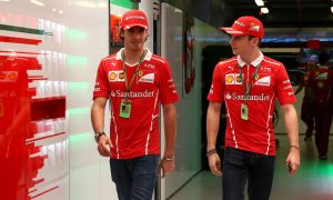Marchionne sees Sauber as training ground for Ferrari talent