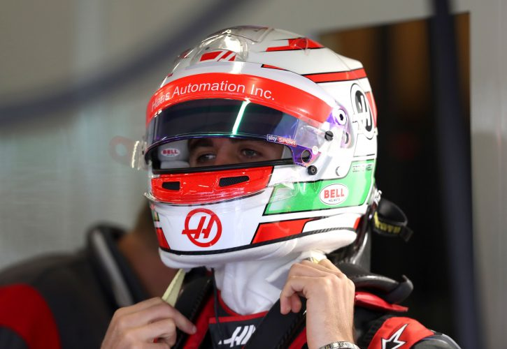 Giovinazzi: 'Four-tenths from Grosjean is strong'